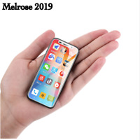 Smallest 4G Smartphone Melrose 2019 Super Mini 1GB 8GB Android8.1 Dual SIM Phone