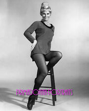 "GRACE LEE WHITNEY 8X10 Lab Photo 1966 ""STAR TREK"" Cult Classic Portrait"