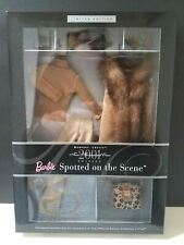 Spotted On the Scene Barbie Doll Collectors Club Exclusive Membership Fashion