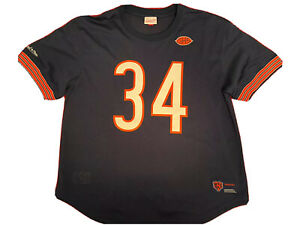 Walter Payton  Chicago Bears jersey  womans  2 x