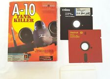 A10 Tank killer 1983 Commodore 64 software C64 computer video game