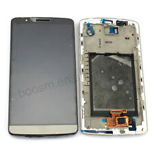 LG G3 D850 D851 D855 VS985 LS990 LCD Screen with Digitizer & Bezel Frame Black