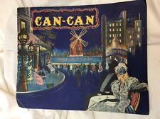 1968 Mexico Cafe Concert Can-Can Moulin Rouge ,Genova No.44 Souvenir Photo