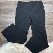New York & Company 6 Tall Black Pants