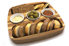 CHRISTMAS PLATTER CHEESE BOARD FOR SERVING MEAT, DIPS, SNACKS, CHEESE, TAPS ETC
