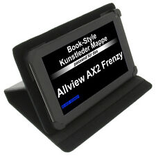 Housse pour Allview AX2 Frenzy Style de livre Tablette Poche, Couverture
