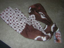 Blessing Basket Scarf made in Indonesia - Whole Planet Foundation Brown