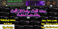 COD: Black Ops Cold War Zombies DARK AETHER LOBBY Permanently UNLOCKED