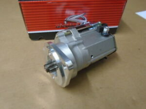 Triumph STAG ** UPRATED STARTER MOTOR ** NEW  High torque