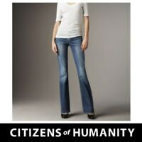 Citizens Of Humanity Kelly #001 Stretch Low Waist Bootcut Stretch Jeans Women 26