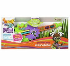 Beat Bugs Band Cricks Guitar Toddler Musical Light Up Toy Boy Girl Crickets