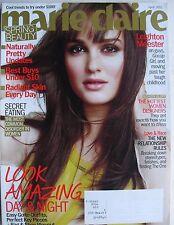 LEIGHTON MEESTER April 2012 MARIE CLAIRE Magazine