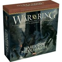 War of the Ring 2nd Edition Expansion - Warriors of Middle-Earth - New
