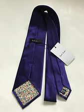 Paul Smith CRAVATTA - Viola - POIS Cravatta - 9 cm lama