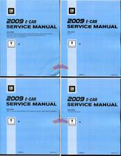 G8 SHOP MANUAL SERVICE REPAIR PONTIAC 2009 BOOK 2008