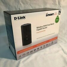 D-Link Cloud Router 3000 (DIR-855L) Wireless N900 Dual-Band Gigabit Media Server