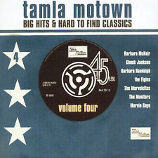 VOL. 4-TAMLA MOTOWN BIG HITS BY TAMLA MOTOWN BIG HITS CD NEW SEALED