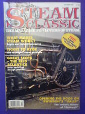 STEAM CLASSIC - ISLE OF WIGHT - Oct 1991 #19