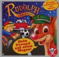 RUDOLPH MIT DER ROTEN NASE - RUDOLPH-DEIN FREUND AUF ALLEN WEGEN  CD  NEU