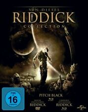 RIDDICK COLLECTION 3 BLU-RAY NEU