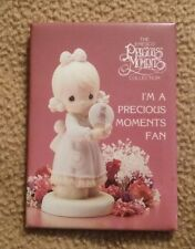 "Precious Moments Collection ~ Pin ~ ""I'M A Precious Moments Fan"""