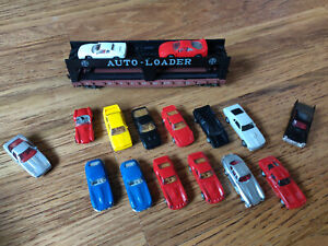 c60s Lionel HO 4993 Evans Auto-Loader and 16 high quality cars LOT
