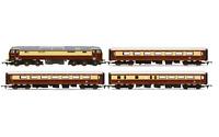 Hornby R3697 OO Gauge DRS Northern Belle Train Pack