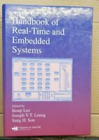 Handbook of Real-Time and Embedded Systems (Chapman & Hall/CRC Computer and Info
