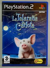LA TELARAÑA DE CARLOTA - PLAYSTATION 2 - ESPAÑA - COMPLETO