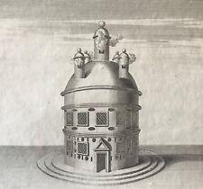 Zoroastre Gaures temple de feu Perse Bernard Picart 1723 XVIIIe zoroastrisme