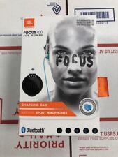 JBL Wireless Sport Headphones w Charging Case Focus 700 Women Authentic New
