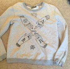 Diesel Cotton Sweatshirts for Women