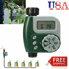 Automatic Water Outdoor Garden 1-Outlet Irrigation Controller Faucet Timer Y0C4