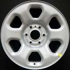 OEM Original 18 Nissan Titan Steel Wheels Factory Stock 62602