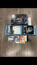Black  Nintendo Wii Console, Game and Accessories Bundle