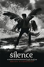 Silence by Becca Fitzpatrick Paperback Book The Hush, Hush Saga Series 3 NEW