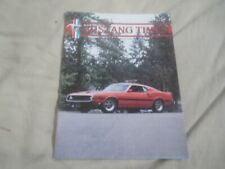 March 1998 Volume 22 No# 3 Ford Mustang Times Original Magazine Issue