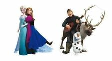 2 Frozen Party Cut Outs - Official Disney - Loot Lunch Cardboard Gift Food Kids