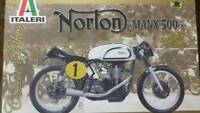 1:9 Italeri Norton Manx 500cc 1951 Geoff Duke # 4602 - KIT 2004