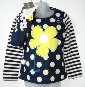 BNWT GIRLS NEXT FLOWER TOP & TIGHTS 4-5 YR NEW T-SHIRT PARTY DRESS COAT LEGGINGS