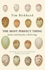 the Most Perfect Thing: Inside (et en dehors du ) UN OISEAU EGG par Birkhead,Tim