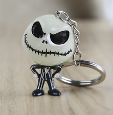 The Nightmare Before Christmas Jack Skellington Halloween Keychain Key Ring