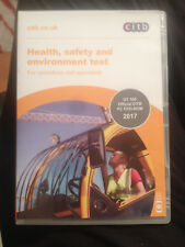 CITB New DVD CSCS Card Test for Operatives & Specialists 2017 Latest Edition