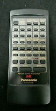 Panasonic RAK-SV3002W Remote Control for DAT Recorder/Player