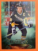 2011 Upper Deck Parkhurst Champions #4 Mario Lemieux Pittsburgh Penguins