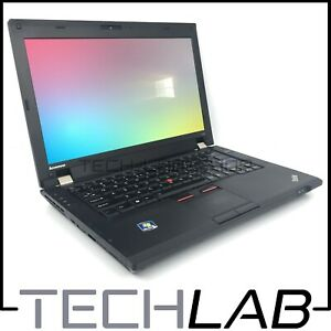 "NOTEBOOK RICONDIZIONATO LENOVO THINKPAD L420 14"" I3 4GB RAM 128GB SSD W10 WEBCAM"