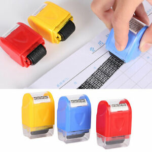 Roller Type Confidential Privacy Seal Confidential Seal Cover Eliminator Gadgets