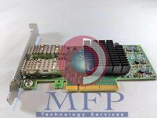 Mellanox MCX4121A-XCAT ConnectX-4 Lx EN Network Interface Card 10GbE Dual-Port S