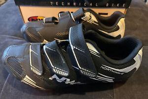 Northwave KATANA 2 MTB Cycling Shoe (Black) - Size UK 6.5 EU 40 NEW Boxed
