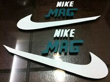 Back to the Future Nike MAG Rubber Decal Upgrade Kit